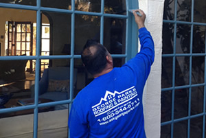 about orange county painting contractor george parks